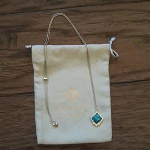 Kendra Scott Kacey Long Pendant Necklace